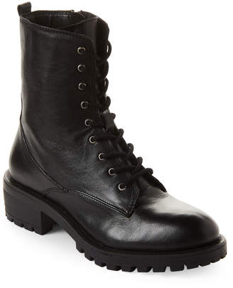 b6bff4b4041 Steve Madden Leather Women s Boots - ShopStyle