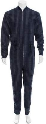 3.1 Phillip Lim Zip-Front Boiler Suit w/ Tags
