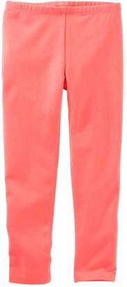 Osh Kosh Oshkosh Bgosh Girls 4-12 Solid Leggings