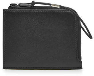 Our Legacy Turner Leather Zip Wallet