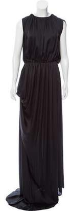 Maison Rabih Kayrouz Long Sleeve Maxi Dress w/ Tags