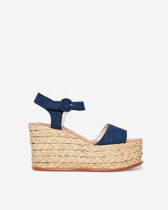 Express Dolce Vita Dane Wedge Sandals
