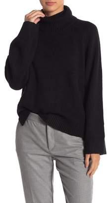 Free Press Hi-Lo Turtleneck Sweater