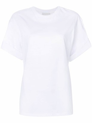 3.1 Phillip Lim Pierced short-sleeve T-shirt