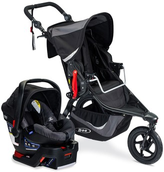 BOB Strollers Revolution Flex 3.0 Travel System
