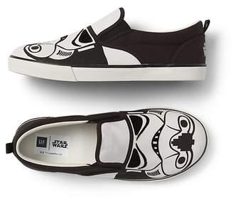 Gap GapKids   Star Wars Slip-On Sneakers