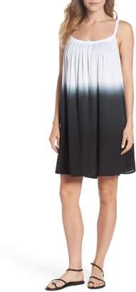 Elan International Dip-Dye Cover-Up Dress