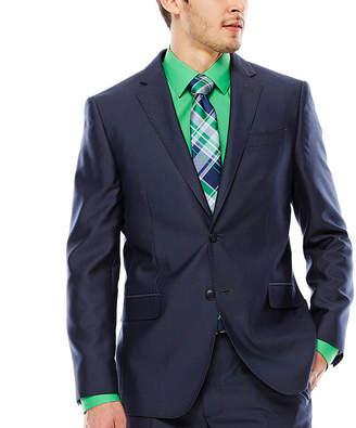 Jf J.Ferrar JF Shimmer Shark Suit Jacket - Slim Fit