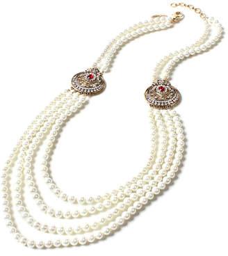 Amrita Singh Gayatri Cz Necklace