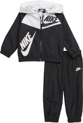 Nike Split Futura Windrunner Hooded Jacket & Track Pants