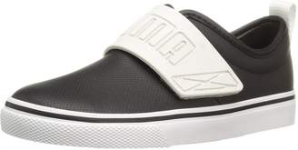 Puma Kids El Rey FUN Sneakers, Black White
