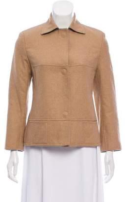 Akris Punto Wool Tapered Jacket w/ Tags