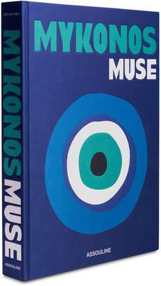 Assouline Mykonos Muse Hardcover Book