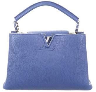 Louis Vuitton Taurillon Capucines BB