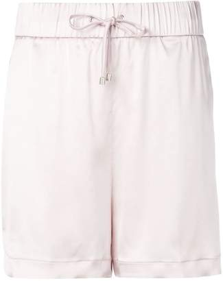 Fabiana Filippi silk drawstring shorts