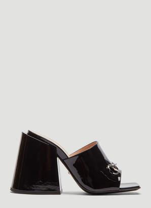 fd15b7ea066 Gucci Black Heeled Sandals For Women - ShopStyle UK