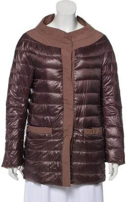 Herno Long Sleeve Puffer Jacket
