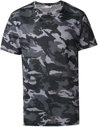 Zadig & Voltaire Zadig&Voltaire camouflage print T-shirt