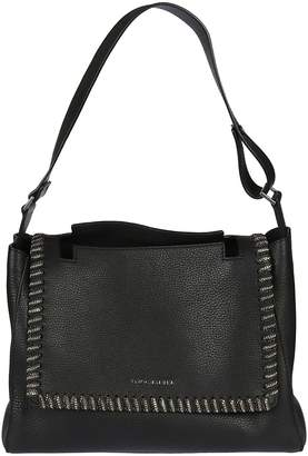 Orciani Chain Trimmed Tote