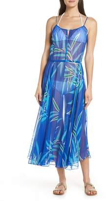 Diane von Furstenberg Maxi Dress Cover-Up