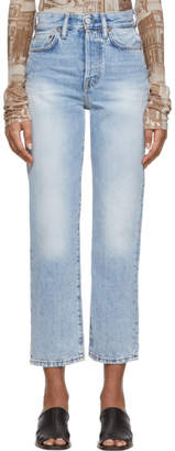 Acne Studios Blue Bla Konst Mece Jeans