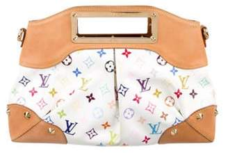 Louis Vuitton Multicolore Judy MM White Multicolore Judy MM
