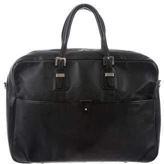 Goyard Leather Ambassade Briefcase