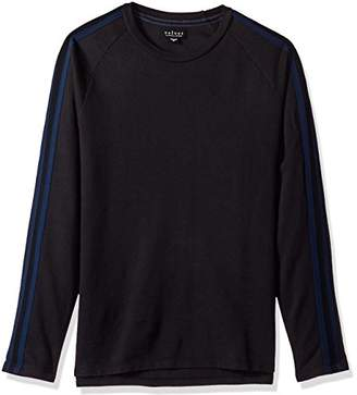 Velvet by Graham & Spencer Men's Trey French Terry Sweater