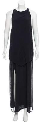 Sass & Bide Sleeveless Maxi Dress