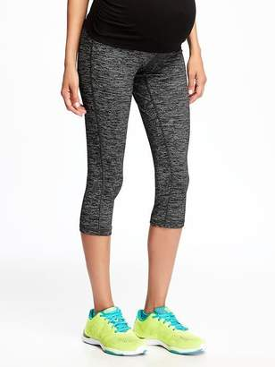 Old Navy Maternity Full-Panel Compression Capris
