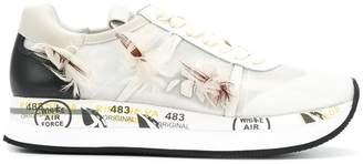 Premiata White Air Force sneakers