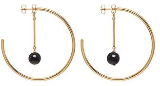 Lola Rose Katrina Blue Sandstone Earrings