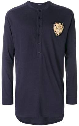 Balmain Lion long sleeved T-shirt