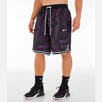 Nike Men's Dri-FIT DNA Floral Basketball Shorts