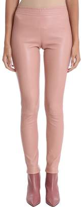 Drome Skinny Leather Leggings
