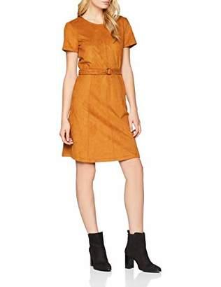 Esprit Women's 8ee1e019 Dress,8 (Size: 34)