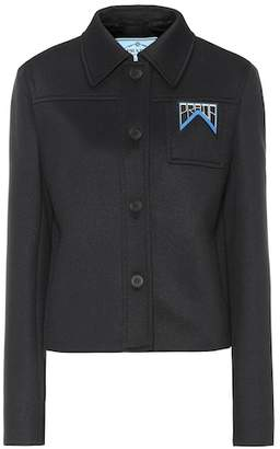 Prada Neoprene jacket