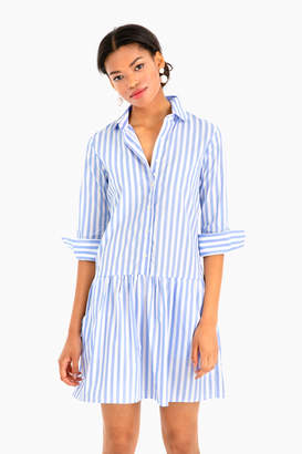 The Shirt by Rochelle Behrens Drop Waist Shirt Dress