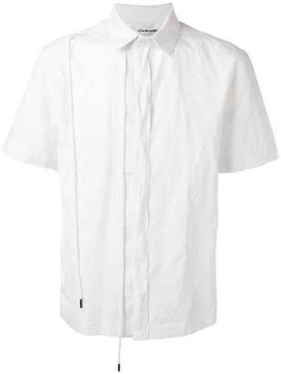 Chalayan String shortsleeved shirt