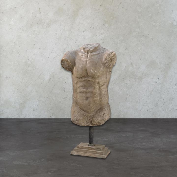 Thorax 34 in. Decorative Sculpture