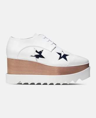 Stella McCartney elyse white shoes