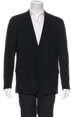 John Richmond Virgin Wool Blazer w/ Tags