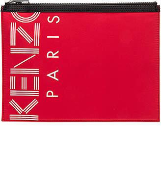 Kenzo A4 Pouch