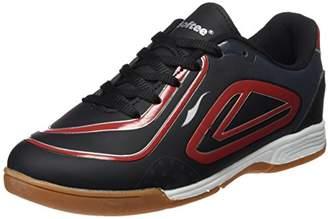 Equipment Softee Women's Zapatillas Querubines Fitness Shoes, (Black/Red)