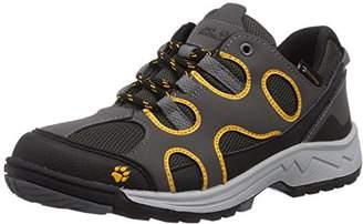 Jack Wolfskin Crosswind Texapore, Unisex Kids' Hiking Shoes,11 UK (29 EU)