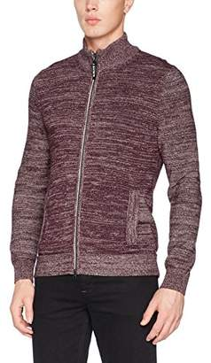 ... S Oliver Men s 13710646536 Cardigan,Large ab16de0e33
