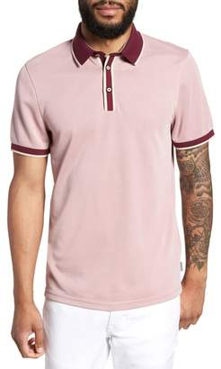 Ted Baker Howl Trim Fit Polo Shirt