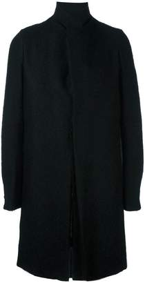 Cedric Jacquemyn long belted suit jacket
