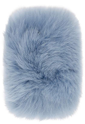 Wild and Woolly Blue Fox Duquesne iPhone 7 Case