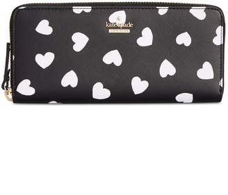 Kate Spade Cameron Street Heart Lindsey Wallet